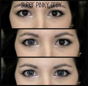 Super Pinky Grey